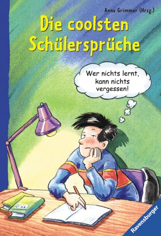 9783473541850: Die coolsten Sch??lerspr??che.