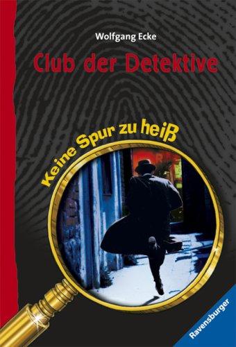 9783473543038: Club Der Detektive