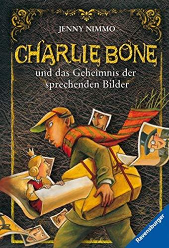 9783473543533: Charlie Bone und das Geheimnis der sprechenden Bilder