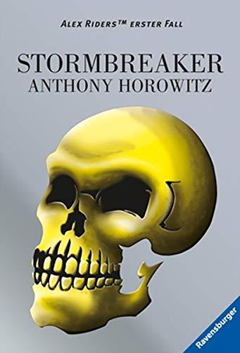 9783473543618: Alex Rider 01: Stormbreaker: Alex Riders erster Fall