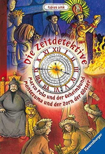 Marco Polo und der Geheimbund & Montezuma und der Zorn der Götter (Ravensburger Taschenbücher) - Lenk, Fabian