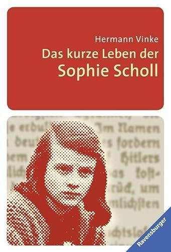 9783473544080: Das kurze Leben der Sophie Scholl
