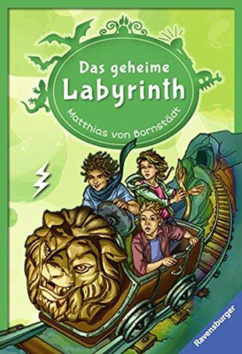 9783473544516: Das geheime Labyrinth