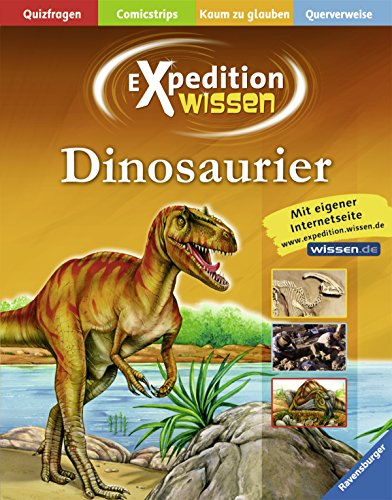 9783473551552: Expedition Wissen: Dinosaurier (German Edition)