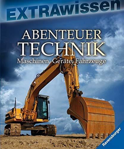 9783473551736: Extrawissen: Abenteuer Technik (German Edition)