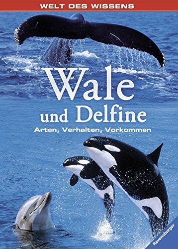 9783473552733: Wale u. Delfine. Welt des Wissens