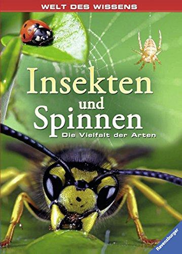 9783473552771: Insekten u. Spinnen. Welt des Wissens: Die Vielfalt der Arten