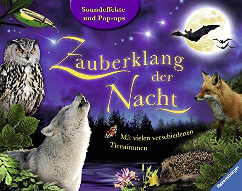 9783473553310: Zauberklang der Nacht : Mit vielen veschiedenen Tierstimmen
