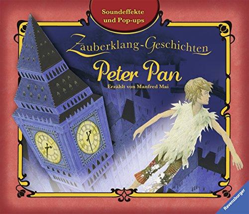 9783473553341: Zauberklang-Geschichten Peter Pan