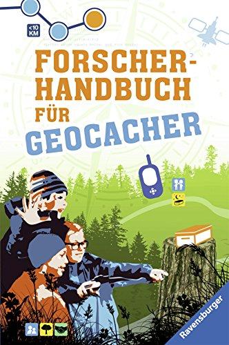9783473553501: Forscherhandbuch für Geocacher