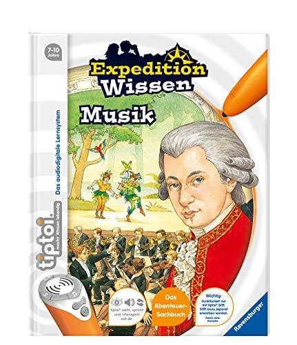 9783473553983: tiptoi® Expedition Wissen: Musik