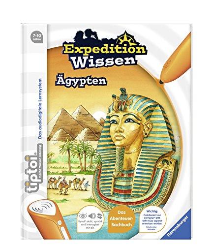 9783473554003: tiptoi® Expedition Wissen: Ägypten
