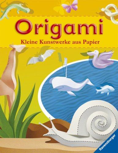 9783473556311: Origami - kleine Kunstwerke aus Papier