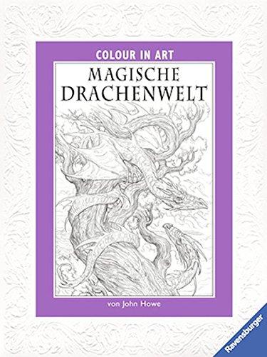 9783473558742: Magische Drachenwelt