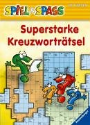 9783473559046: Superstarke Kreuzworträtsel