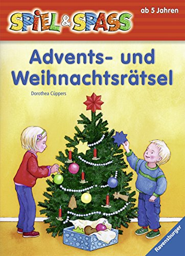 9783473559138: Advents- und Weihnachtsrätsel