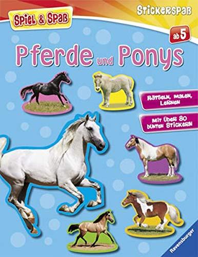 9783473559664: Pferde und Ponys