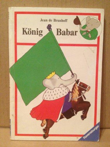 9783473560837: König Babar