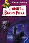 9783473562329: Knickerbockerbande 19. Die Gruft des Baron Pizza.