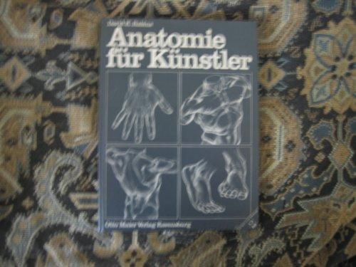 9783473611065: Anatomie für Künstler. - AbeBooks - David Rubins ...