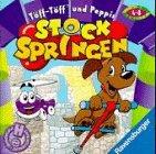 9783473650033: Töff Töff und Peppi - Stockspringen