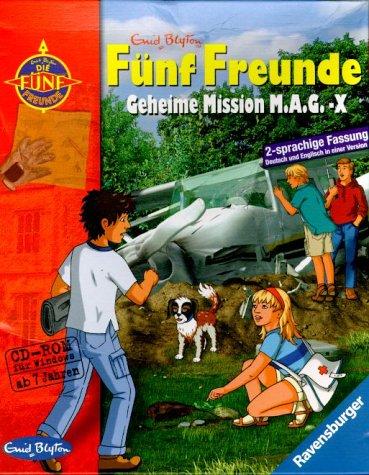 9783473651955: 5 Freunde 5 - Geheime Mission M.A.G-X