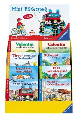 9783473696055: Ravensburger Mini-Bilderspaá, Verkaufskassette (696056)