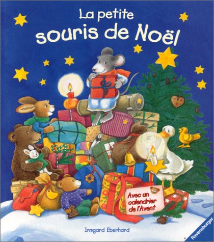 9783473821990: La Petite souris de noël