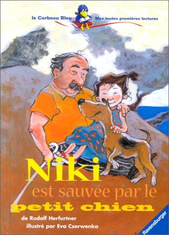 9783473822409: Niki est sauv�e par le petit chien