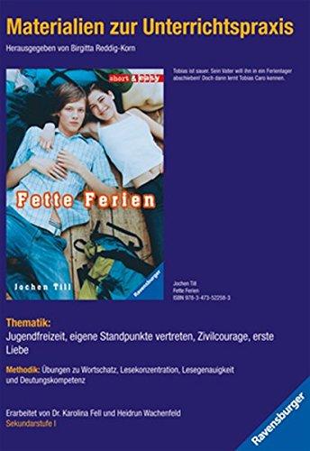9783473980635: Jochen Till: Fette Ferien