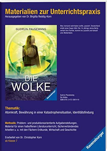 9783473981281: Gudrun Pausewang: Die Wolke. Materialien zur Unterrichtspraxis