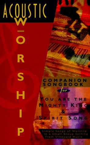 9783474000240: Acoustic Worship Songbook: Number 3 & 4