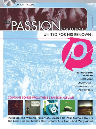 9783474011475: The Passion Collection: United for his Renown Bk/Cd