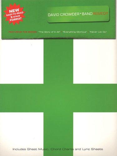 9783474011710: David Crowder Band Remedy