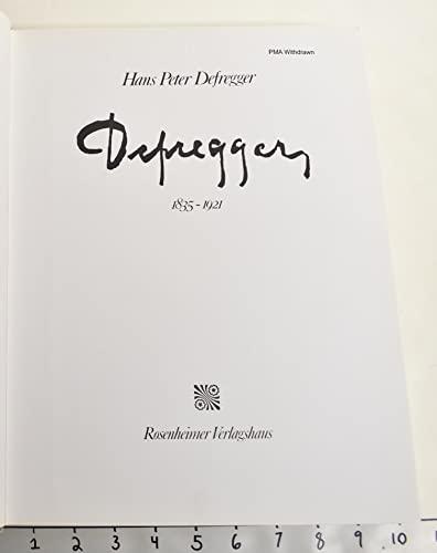Defregger: 1835-1921 (Rosenheimer Raritaten) (German Edition): Defregger, Hans Peter