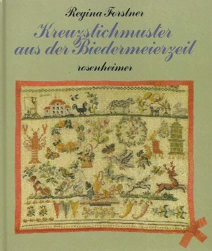 9783475524073: Kreuzstichmuster aus der Biedermeierzeit
