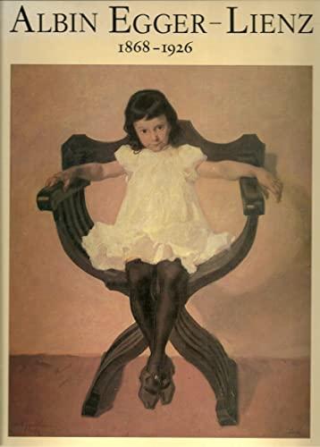 9783475524196: Egger-Lienz, 1868 bis 1926 (German Edition)