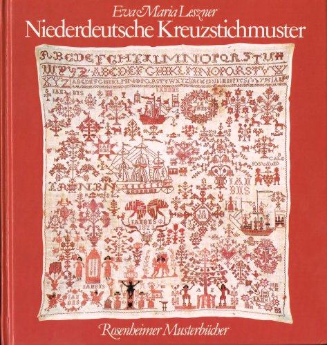 9783475524226: Niederdeutsche Kreuzstichmuster
