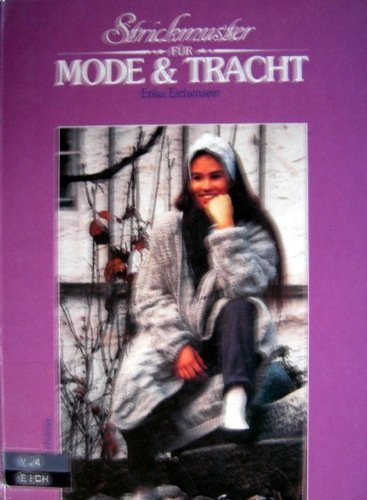 9783475526954: Strickmuster fur mode & tracht