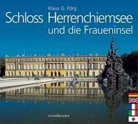 9783475529238: Schloss Herrenchiemsee und die Fraueninsel.