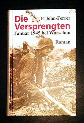 9783475530586: Die Versprengten: Januar 1945 bei Warschau