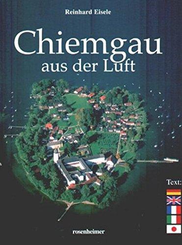 9783475532856: Chiemgau aus der Luft