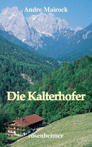 9783475534133: Die Kalterhofer