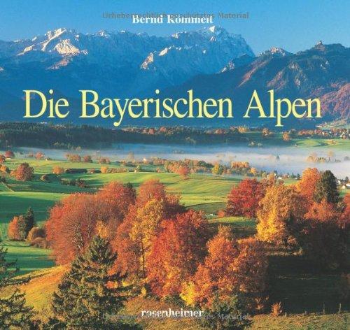 9783475538759: Die Bayerischen Alpen