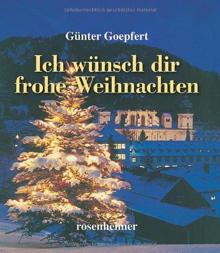 Weihnachten Wunsch.9783475539503 Ich Wünsch Dir Frohe Weihnachten Zvab Günter