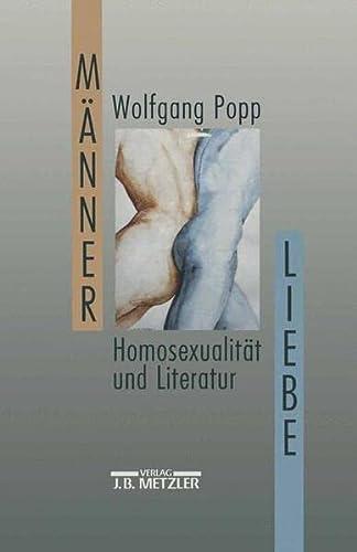 Männerliebe. Sonderausgabe. Homosexualität und Literatur: Wolfgang Popp