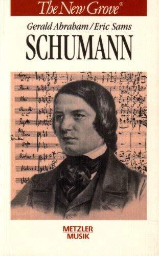 9783476012012: Schumann