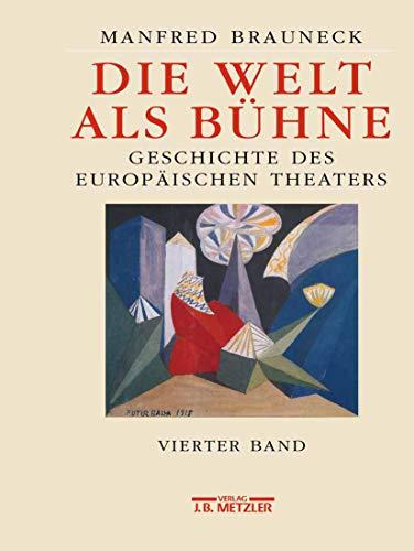 Die Welt als Bühne 4: Manfred Brauneck