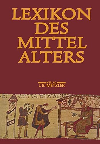 Lexikon des Mittelalters in 9 B�nden.: Various authors]