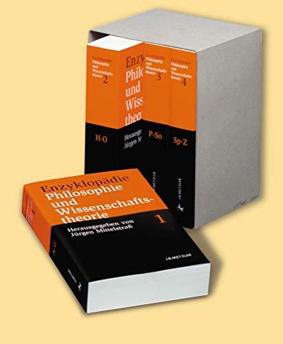 9783476020123: Enzyklopädie Philosophie und Wissenschaftstheorie: Broschierte Sonderausgabe